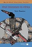 Free eBook - Oral Literature in Africa