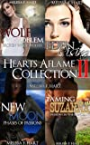 Free eBook - Hearts Aflame Collection II