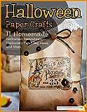 Free eBook - Halloween Paper Crafts