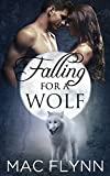 Free eBook - Falling For A Wolf  1