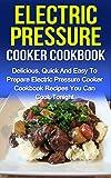 Free eBook - Electric Pressure Cooker Cookbook