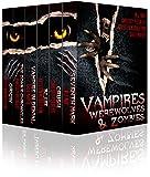 Free eBook - Vampires Werewolves and Zombies