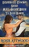 Free eBook - Desperate Cowboy Seeks Mail Order Bride