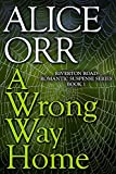 Free eBook - A Wrong Way Home