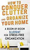 Free eBook - How To Conquer Clutter And Organize Your Home