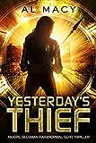 Free eBook - Yesterdays Thief