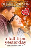Free eBook - A Fall from Yesterday
