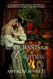 Free eBook - All She Wants for Christmas