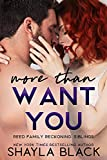Free eBook - More Than Want You