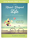 Free eBook - The Heart Shaped Life Daily Devotional