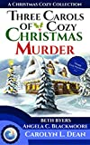 Free eBook - Three Carols of Cozy Christmas Murder