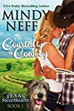 Free eBook - Courted by a Cowboy