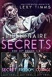 Free eBook - Billionaire Secrets Box Set Books  1 3