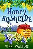 Free eBook - Honey Homicide