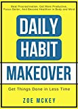 Free eBook - Daily Habit Makeover