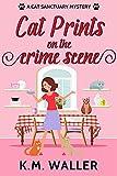 Free eBook - Cat Prints on the Crime Scene