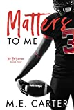 Free eBook - Matters to Me