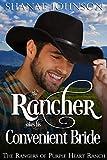 Free eBook - The Rancher takes his Convenient Bride