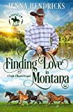 Free eBook - Finding Love in Montana
