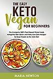 Free eBook - The Easy Keto Vegan for Beginners