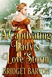 Free eBook - A Captivating Ladys Love Storm