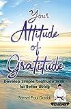 Free eBook - Your Attitude of Gratitude