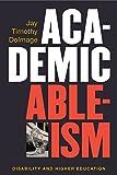 Free eBook - Academic Ableism
