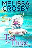 Free eBook - Tea for Three