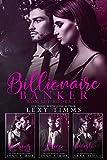 Free eBook - Billionaire Banker Box Set Books  1 3