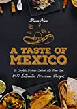 Free eBook - A Taste of Mexico