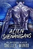 Free eBook - Alien Shenanigans