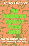 Free eBook - The Simpletons Guide to Frugal Living