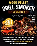 Free eBook - Wood Pellet Grill Smoker Cookbook