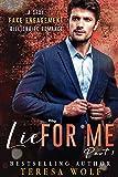 Free eBook - Lie For Me