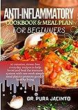 Free eBook - Anti Inflammatory Cookbook and Meal Plan