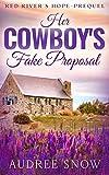 Free eBook - Her Cowboys Fake Proposal