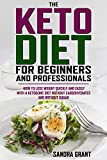 Free eBook - The keto diet for beginners and professi