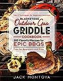 Free eBook - Blackstone Outdoor Gas Griddle Cookbook