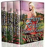 Free eBook - Fiery Brides For Vulnerable Ranchers