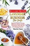 Free eBook - How to Start Your Own Lavender Business
