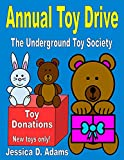 Free eBook - Annual Toy Drive
