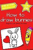 Free eBook - Anyone Can Draw Bunnies