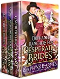 Free eBook - Orphaned Ranchers For Desperate Brides