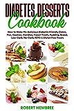 Free eBook - Diabetes Desserts Cookbook
