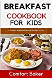 Free eBook - Breakfast Cookbook For Kids