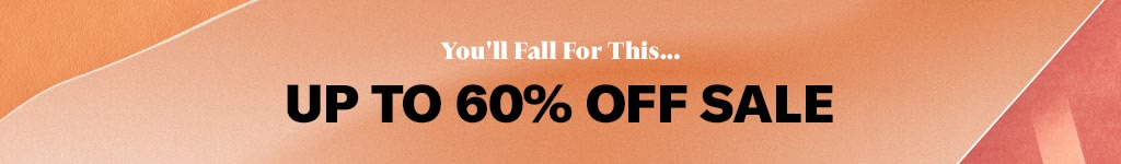 Shop New Markdowns, Up to 60% Off Sale