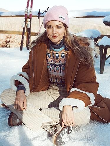 Shop Stay-Warm Styles