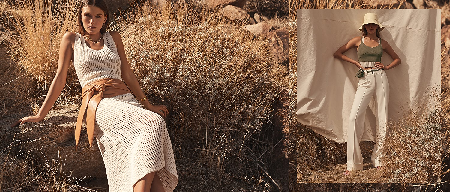 Shop Cool Neutrals. From camel to ecru hues: how to master the effortless tonal look.