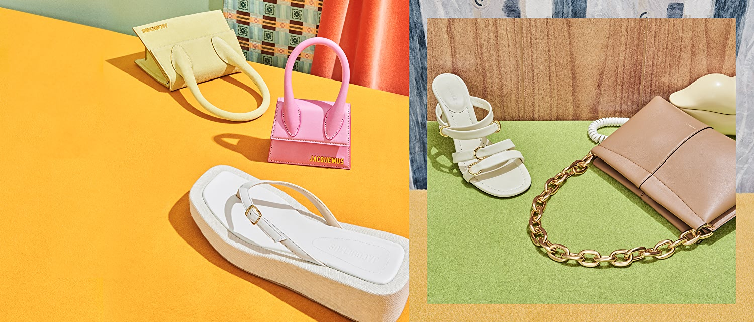 Shop Shoes and Bags. This season's must-have styles.
