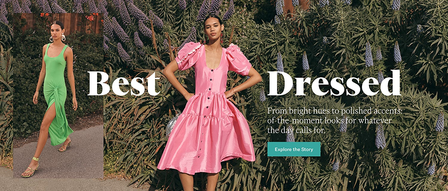 "Styles that'll win you ""best dressed"". Ulla Johnson, Jacquemus, Cinq à Sept & more."